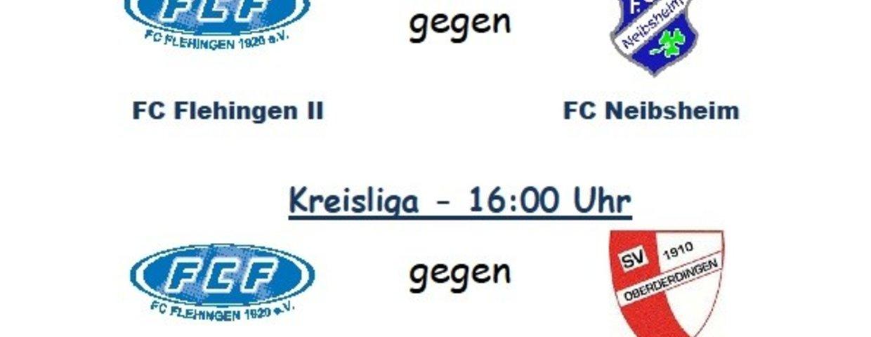 Derby gegen den SV Oberderdingen