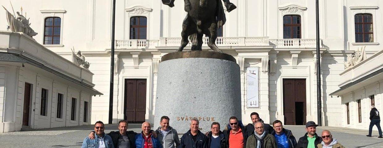 AH / Sonntagskicker Ausflug Bratislava 2019
