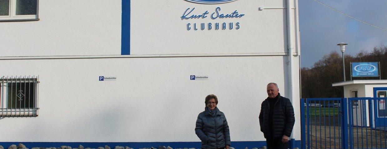 Kurt Sauter Clubhaus