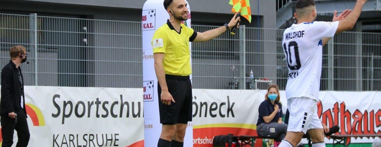 FCF Schiedsrichter in die Regionalliga aufgestiegen!