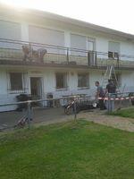 FCF Balkon Umbau