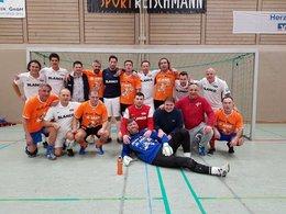 Internationales AH Turnier in Isny – Rückreise mit Platz 2 im Gepäck