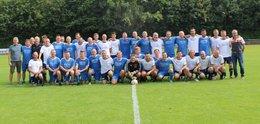 Elfmeterparty beim FC Flehingen - Traditionsspiele