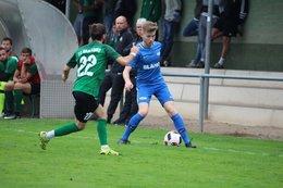 FC Karlsdorf : FC Flehingen