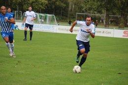 FC Flehingen : SV Menzingen